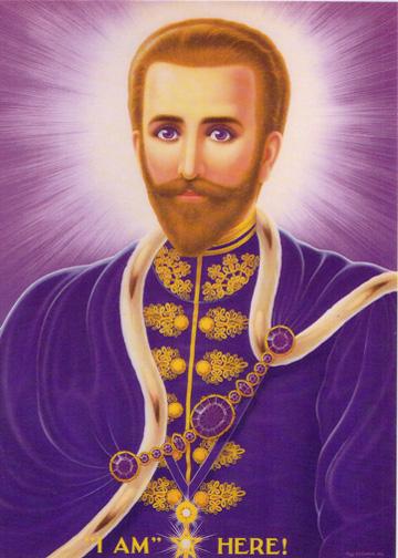 Maestro Ascendido Saint Germain Grupo Serapis Bey De Panamá