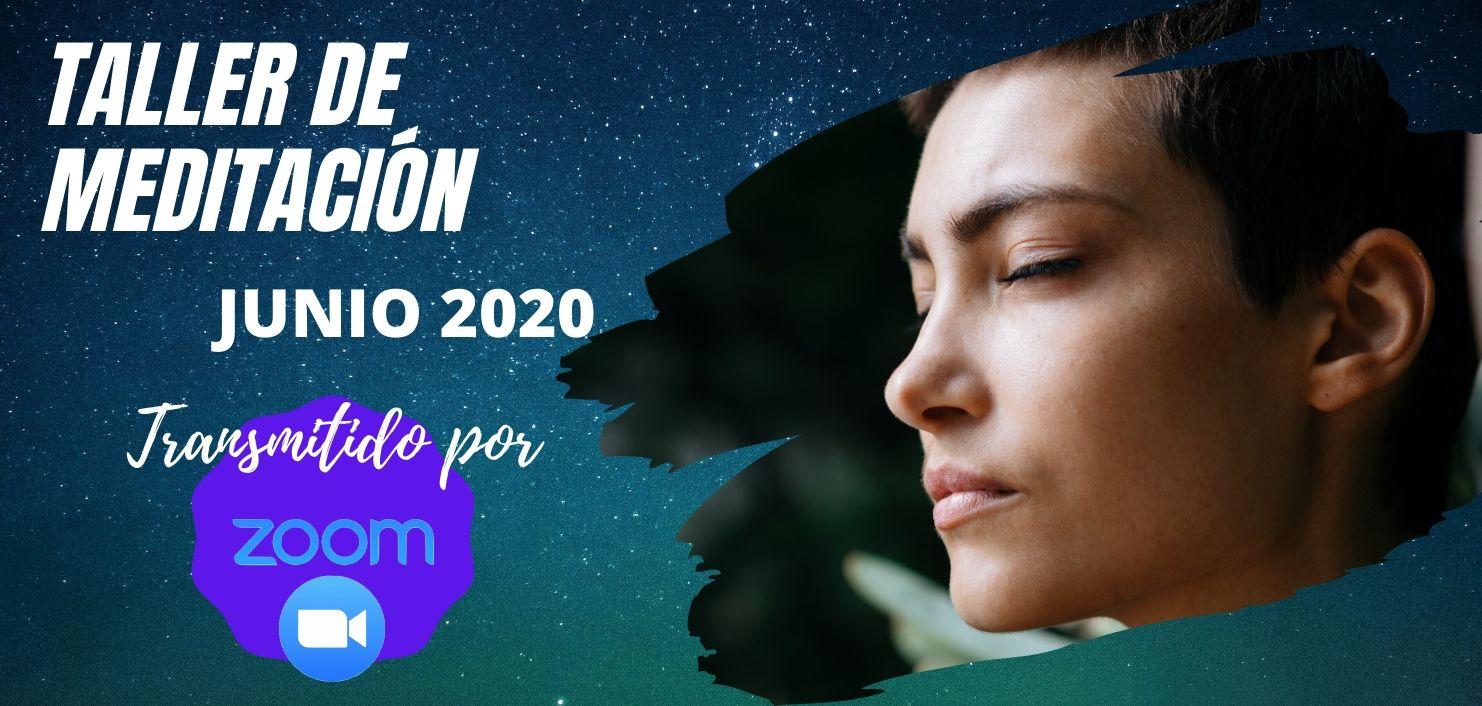 Taller de meditación junio 2020